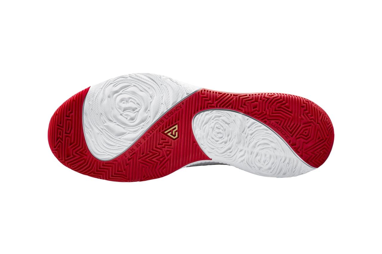 Nike Giannis Antetokounmpo Zoom Freak 1 Unveil & Release ...