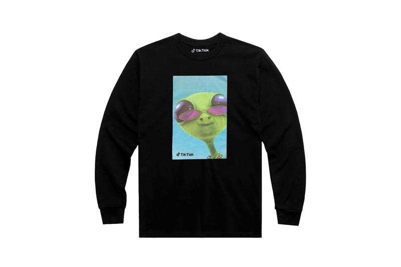 TikTok x Tilly's Alien T-Shirt Collaboration | HYPEBEAST