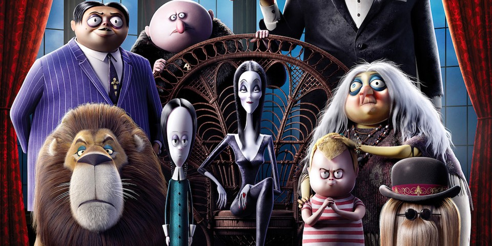 Addams Family Mansion Halloween Booking | HYPEBEAST