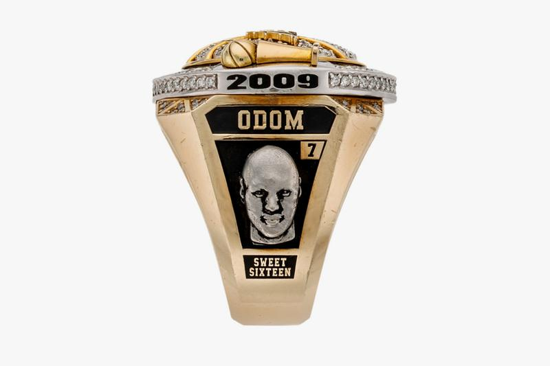 Lamar Odom NBA Lakers Championship Ring Auction | HYPEBEAST