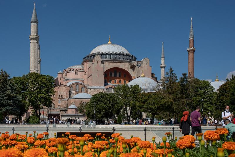 Visiting the Hagia Sophia and Blue Mosque - Two of