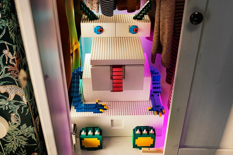 IKEA x LEGO BYGGLEK Collection Is Fun and Practical ...