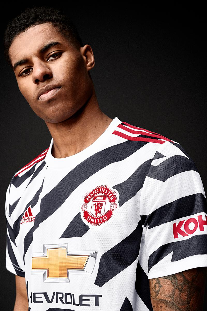 Manchester United 2020/21 Third Kit by adidas | HYPEBEAST