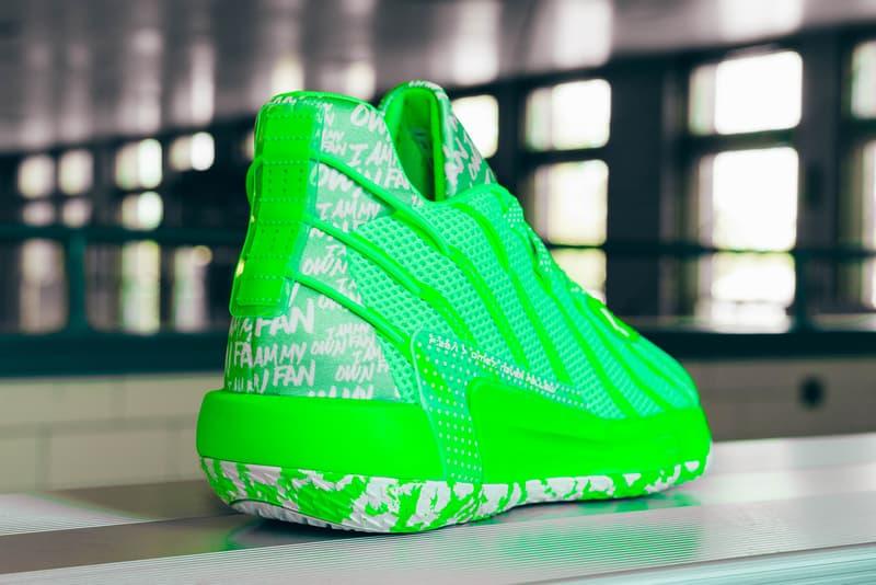 adidas Dame 7 GCA I Am My Own Fan 2KDAY NBA Damian Lillard