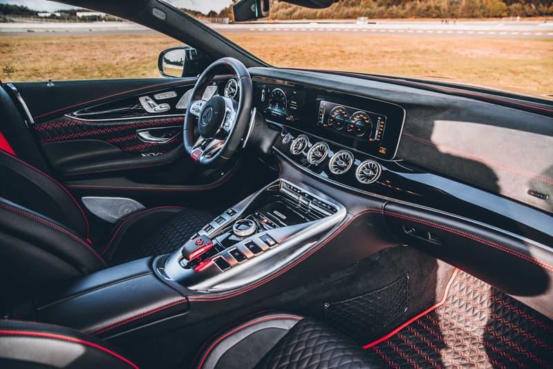 "Brabus ROCKET 900 Mercedes-AMG GT 63 S ""One of Ten"" | HYPEBEAST"