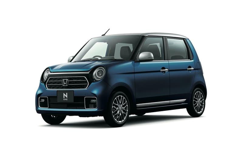 Honda 2021 N-One Kei-Car Release Info | HYPEBEAST