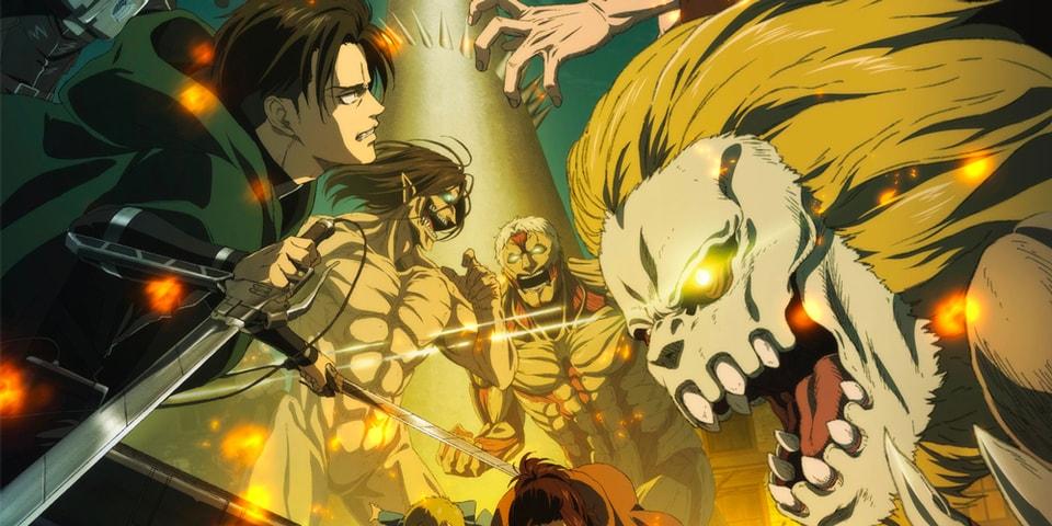 'Attack on Titan' Final Season New Teaser Image | HYPEBEAST