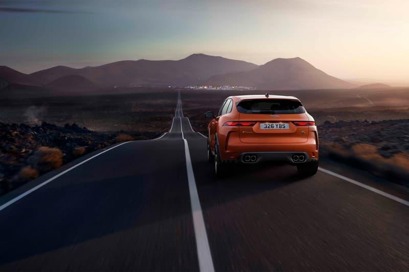 2021 Jaguar F-PACE SVR Performance SUV Release Info ...