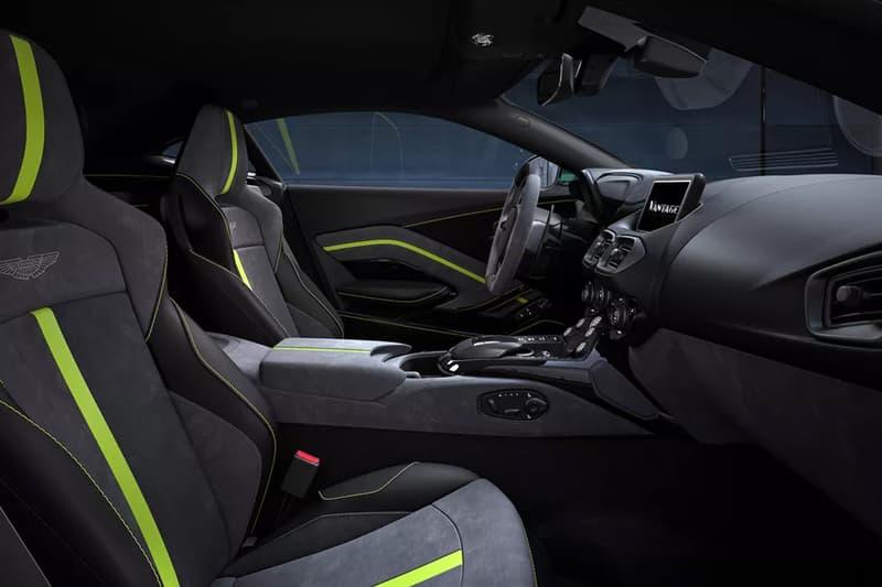 Aston Martin Vantage Formula 1 Edition Release Info ...