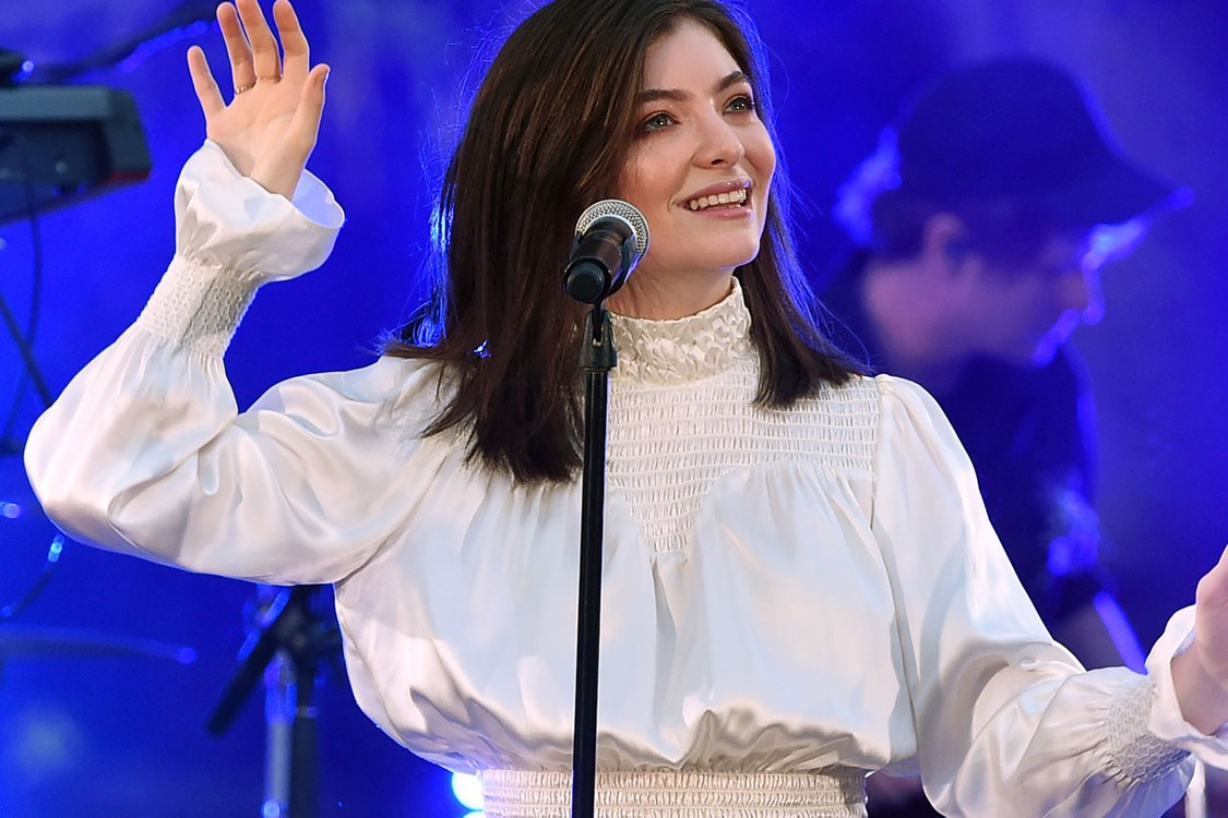 "Lorde New Single ""Solar Power"" Stream   HYPEBEAST"
