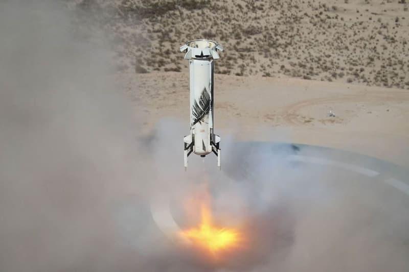 blue origins spaceflight seat sold for 28 million