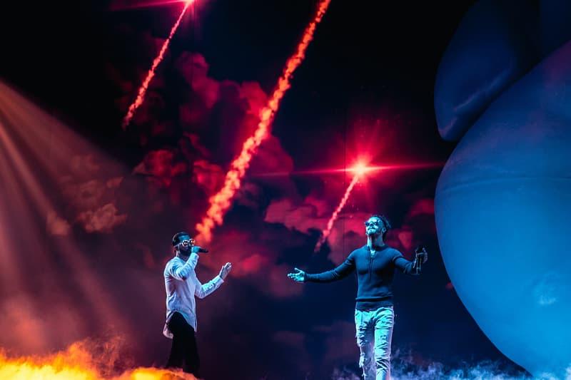 PNL Vous Fait Revivre Leur Concert À L'AccorHotels Arena | HYPEBEAST