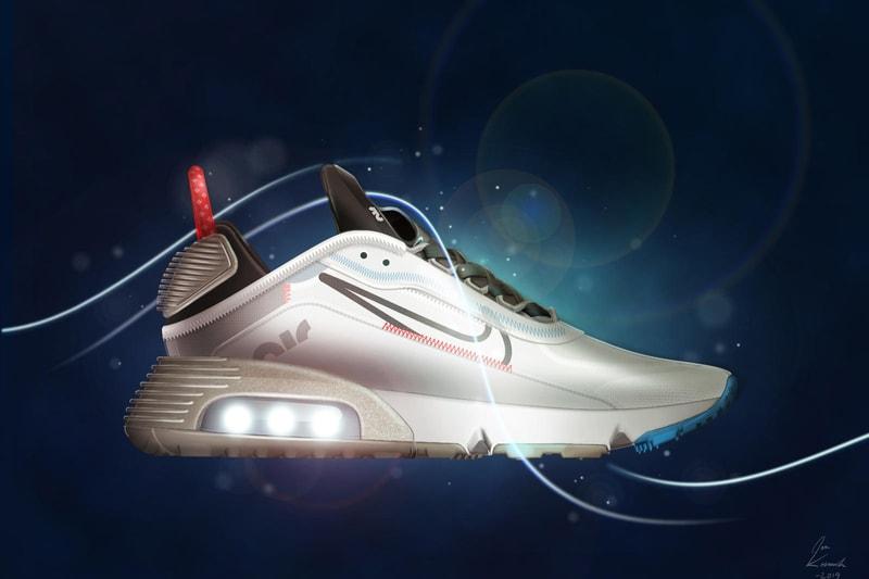 Nike présente deux versions futuristes de son emblématique Air Max 90