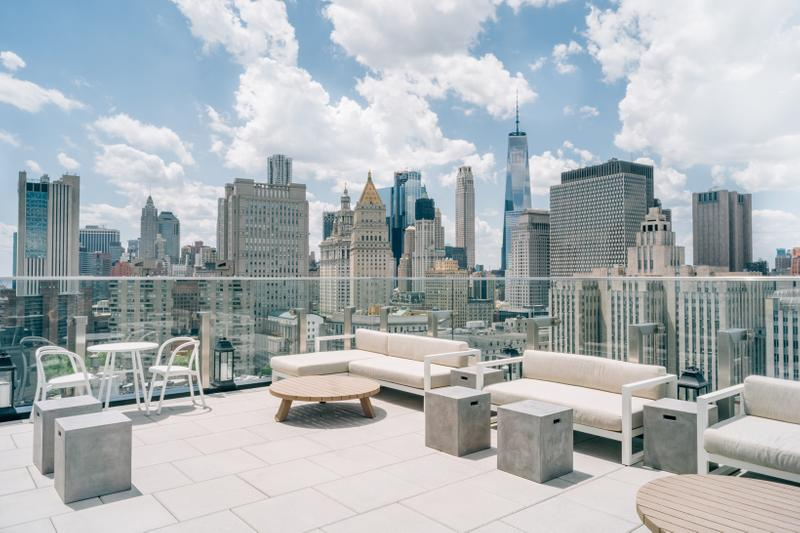 Top 9 Rooftop Bars in New York City & Brooklyn | HYPEBAE
