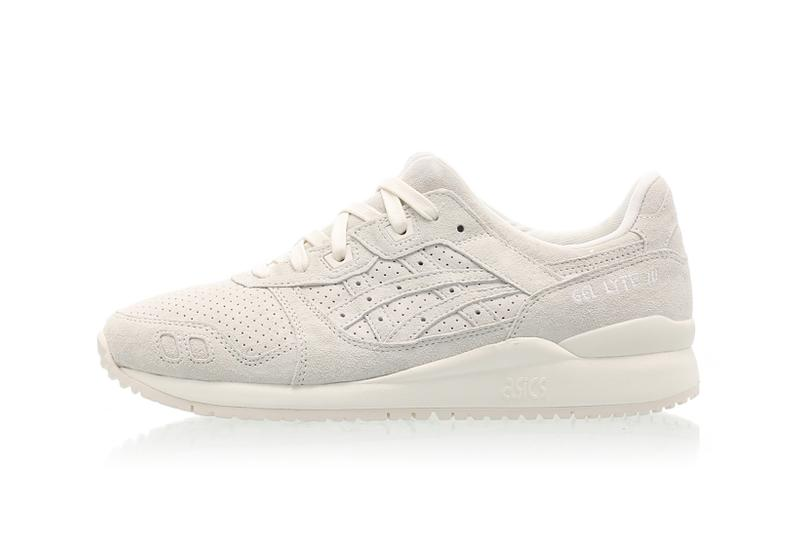"ASICS GEL-Lyte III OG ""Cream"" Sneakers Release | HYPEBAE"