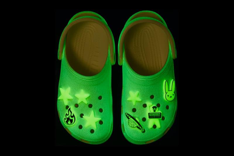 bad bunny crocs - photo #7
