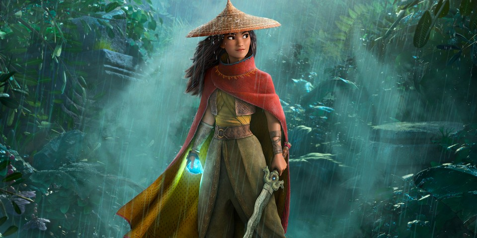 Disney: Raya (Raya and The Last Dragon) Minecraft Skin